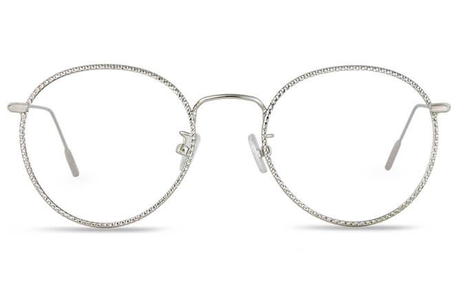 Doidge Metal Round Eyeglasses
