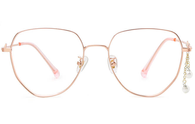 Celine Round Eyeglasses