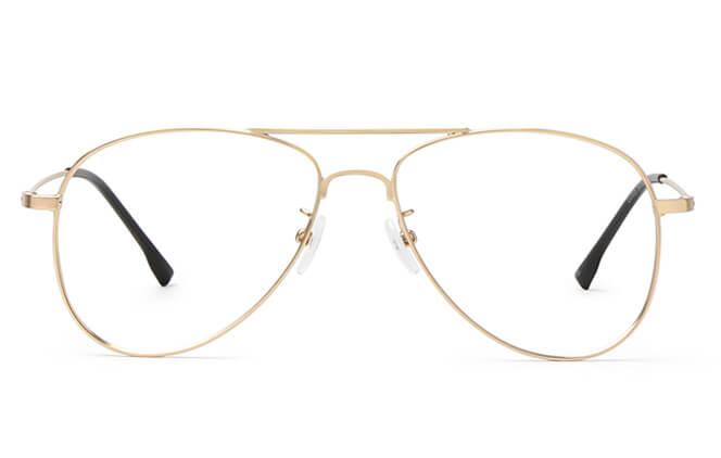 Carmen Aviator Eyeglasses