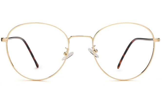 Tamlyn Round Eyeglasses