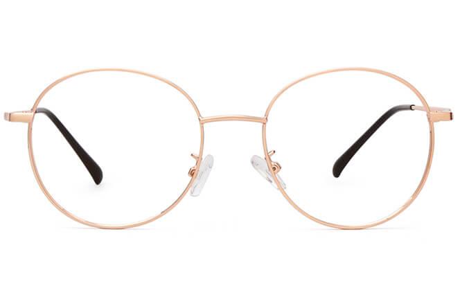 Riley Round Eyeglasses