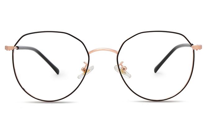 Barbara Polygon Eyeglasses