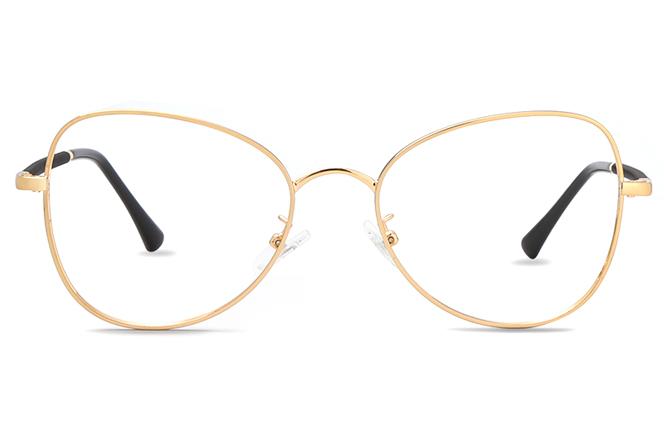 Gal Oval Eyeglasses