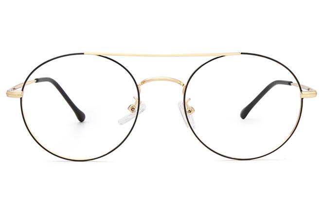 Queena  Aviator Eyeglasses