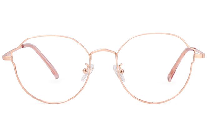 Adrienne Polygon Eyeglasses