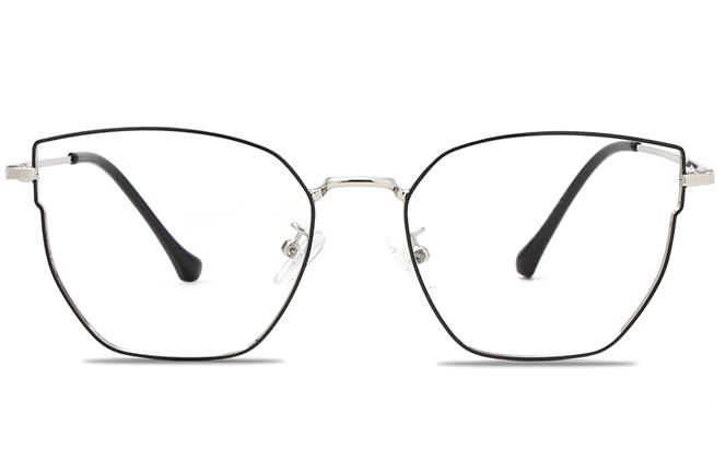 Owen Polygon Eyeglasses