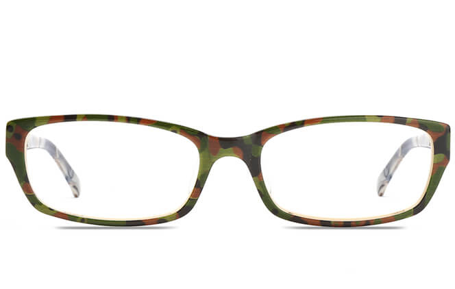 Rowena Rectangle Eyeglasses