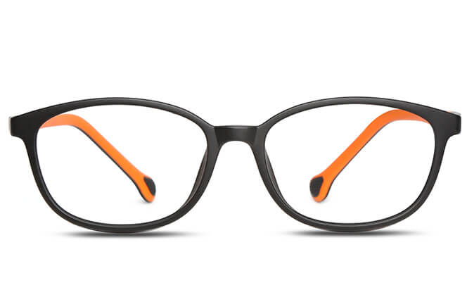 Sinthia Kids' Oval Eyeglasses