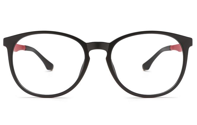 Rihanna Round Eyeglasses