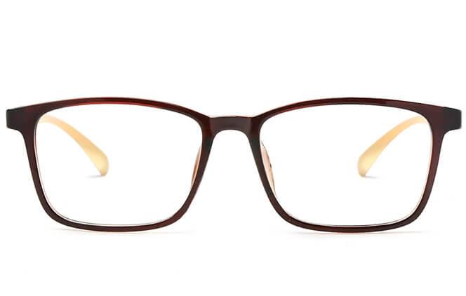Shantel Rectangle  Eyeglasses