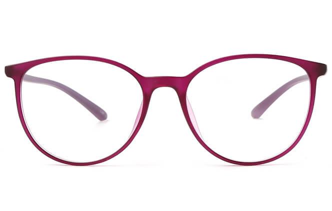 Ksenia Round Eyeglasses