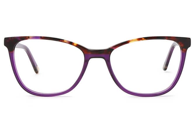Penelope Spring Hinge Cat Eye Eyeglasses