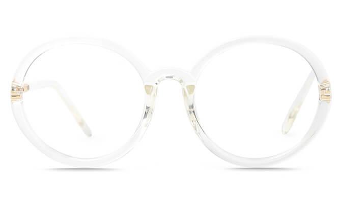 Milo Round Eyeglasses