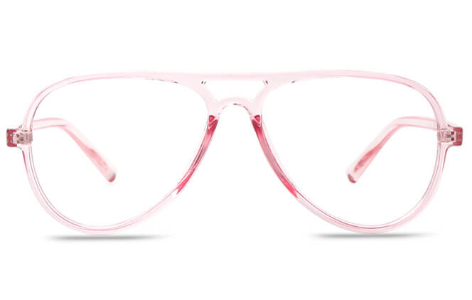 Harmony Aviator Eyeglasses