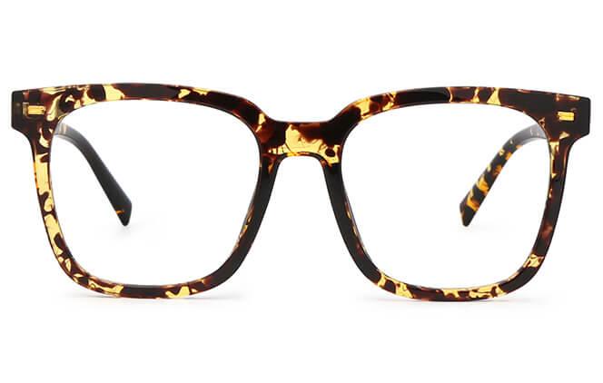Fernanda Square Eyeglasses