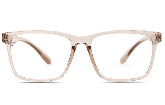 Sebastiane Rectangle Eyeglasses
