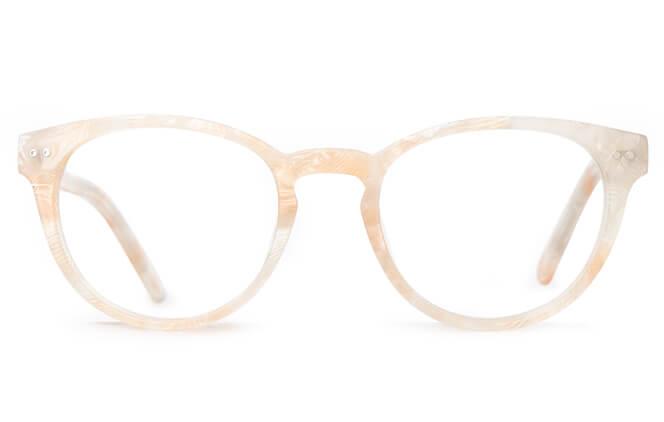 Izabel Spring Hinge Oval Eyeglasses