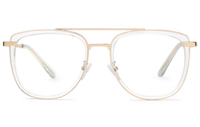 Serafina Aviator Eyeglasses