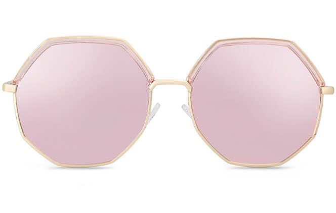 Olanza Polarized Round Sunglasses