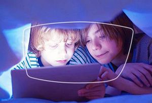 Bluelight Protect Lens - Anti-blue ray lenses can effectively reduce incoming blue light to the eyes