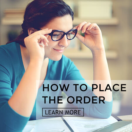 How to Place the Order