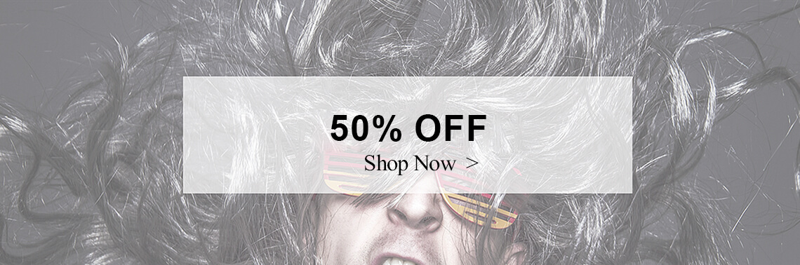 2nd 50% Off