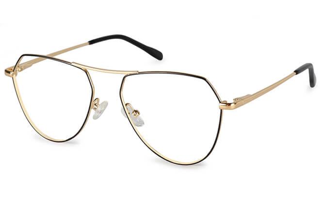 Buy Madison Aviator Spring Hinge Eyeglasses