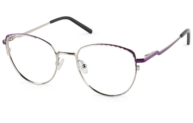 Hope Cat Eye Spring Hinge Eyeglasses фото