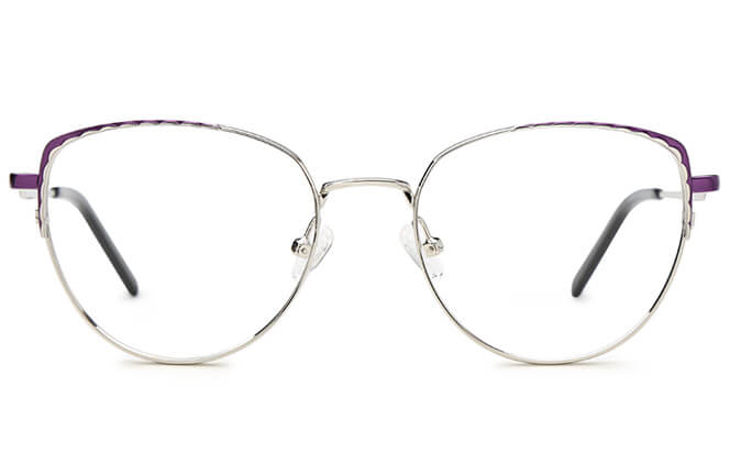 Hope Cat Eye Spring Hinge Eyeglasses