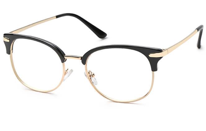 Zyanya Browline Eyeglasses фото