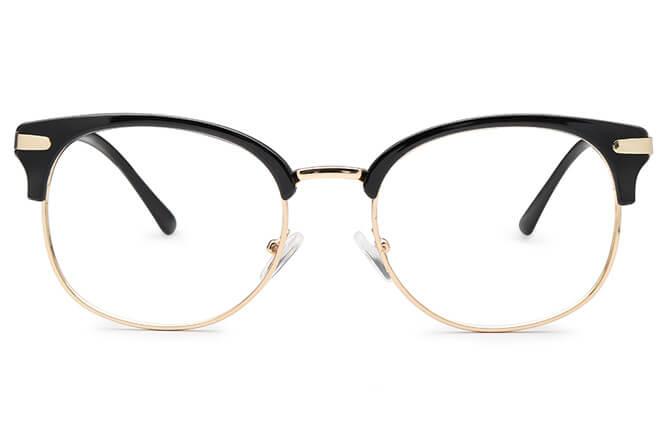 Zyanya Browline Eyeglasses