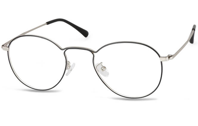 Keira Round Eyeglasses фото
