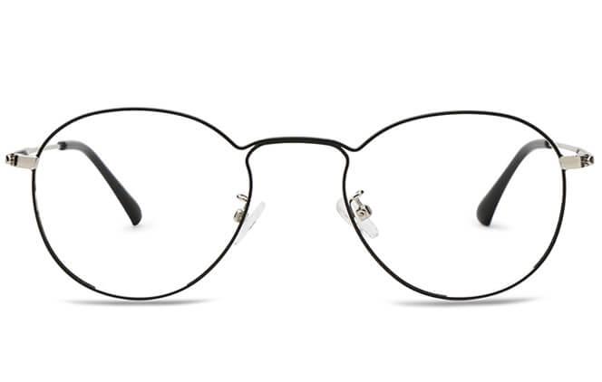 Keira Round Eyeglasses