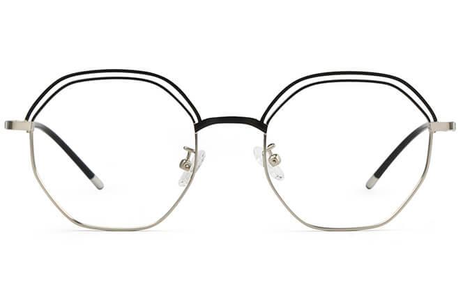 Teresita Round Eyeglasses