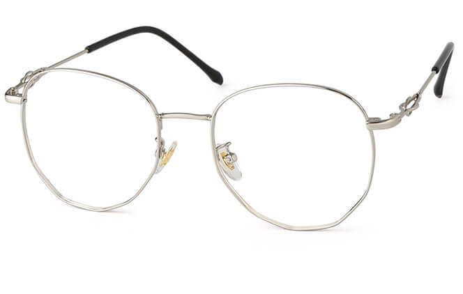 Somphos Round Eyeglasses фото