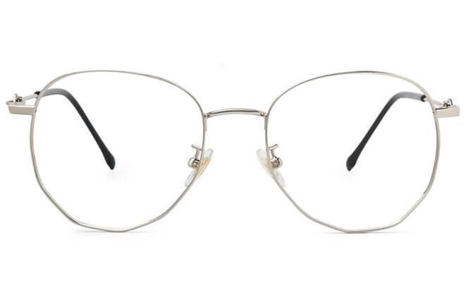 Somphos Round Eyeglasses
