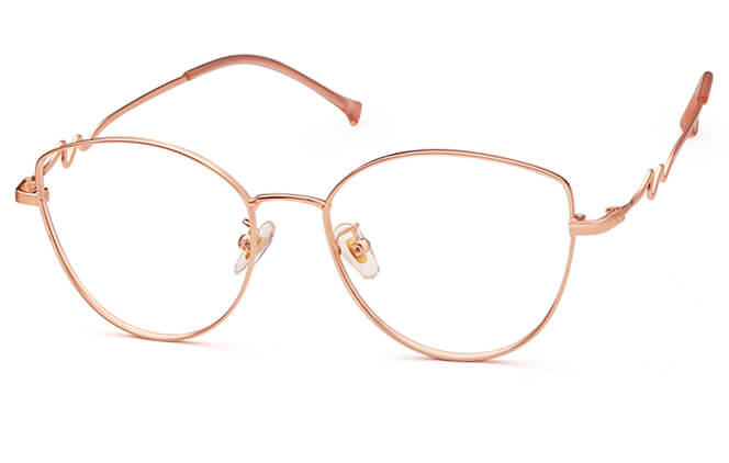 Haleigh Cat Eye Eyeglasses фото