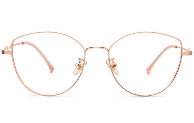 Haleigh Cat Eye Eyeglasses