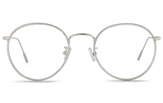 Doidge Metal Round Eyeglasses