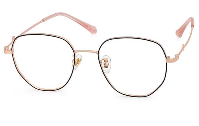 Heesch Round Eyeglasse фото