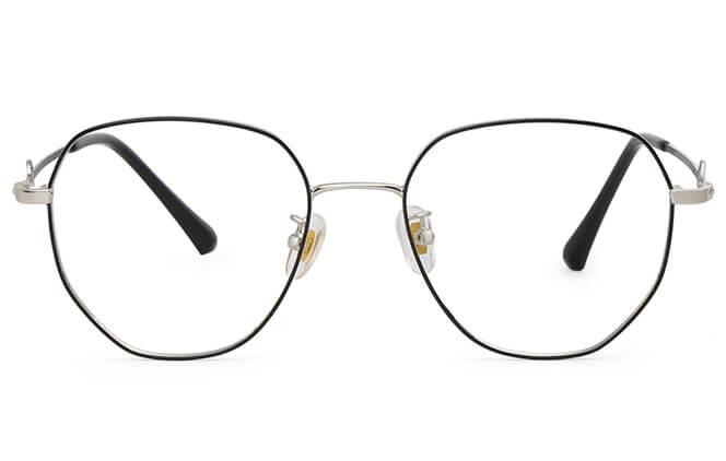 Heesch Round Eyeglasse