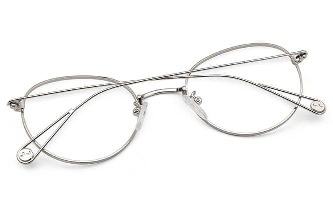 Marlene Round Eyeglasses