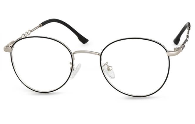 Daphne Round Eyeglasses фото