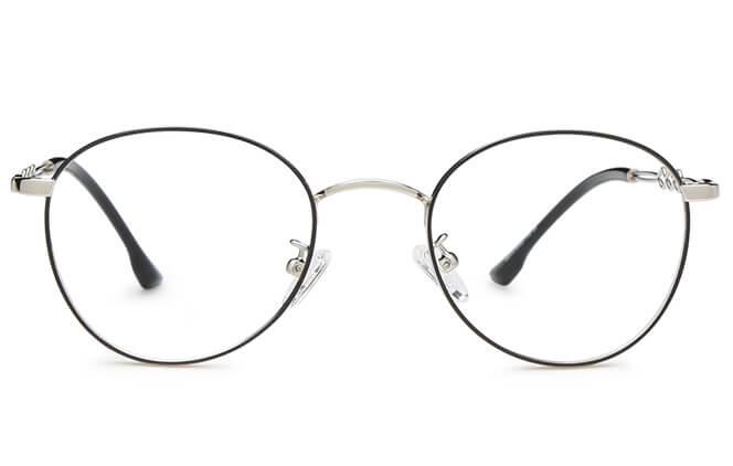 Daphne Round Eyeglasses