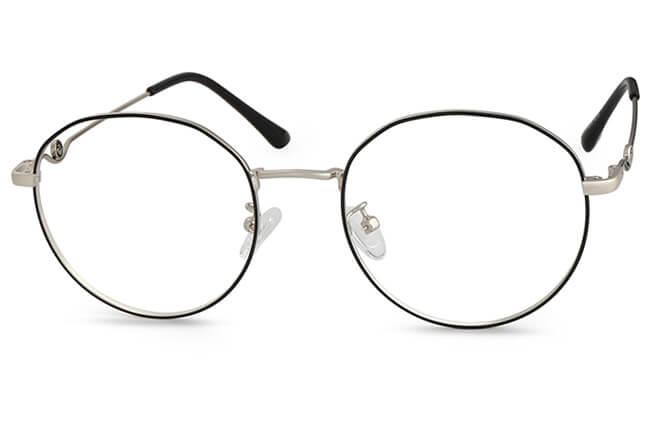 Kendall Round Eyeglasses фото