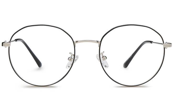 Kendall Round Eyeglasses