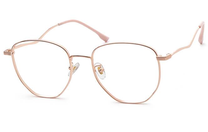 Cindy Square Eyeglasses фото