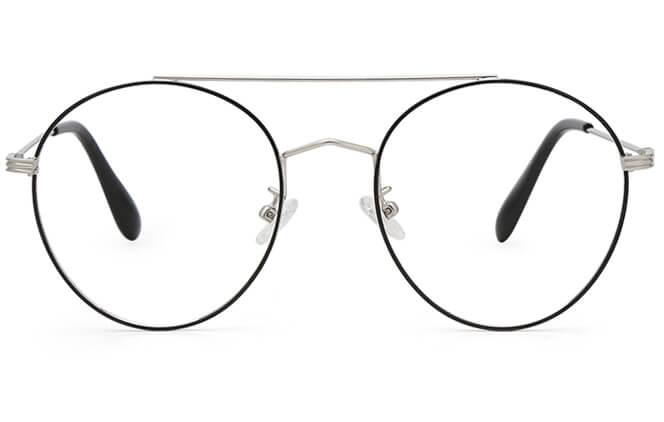Roberta Aviator Eyeglasses