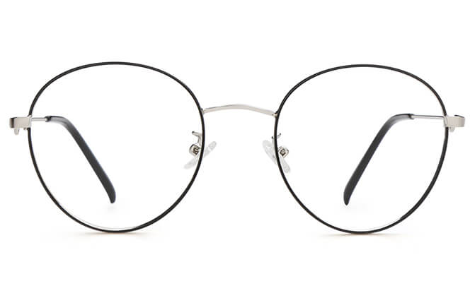 Christy Round Eyeglasses