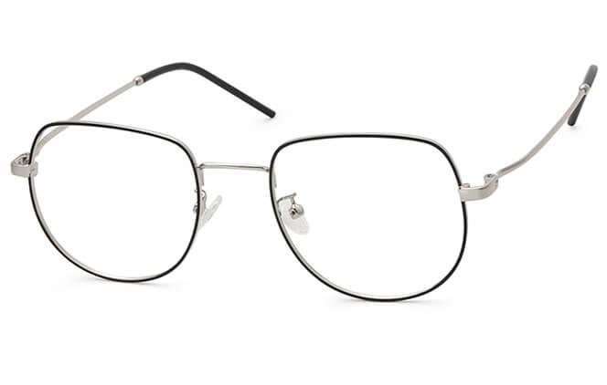 Denise Round Eyeglasses фото